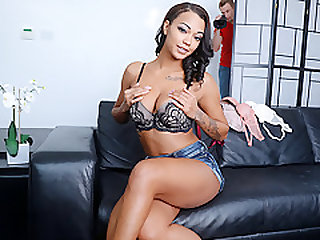 Harley Dean in Pierced Pussy Fucked Live - IKnowThatGirl