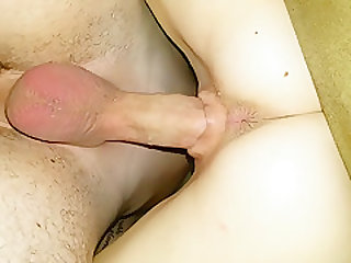 tight pussy grips cock